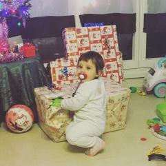 Louloute et son GROS cadeau